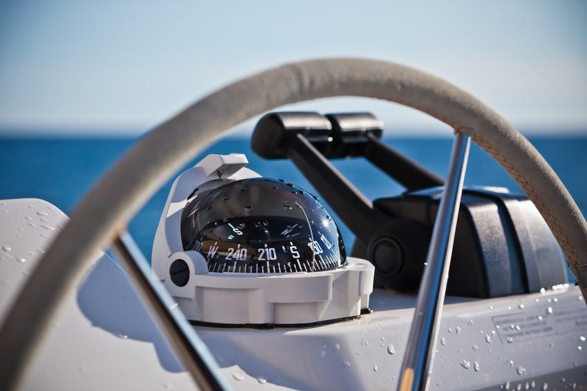 Sportbootführerschein-Untersuchung